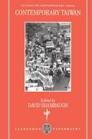 Contemporary Taiwan - Studies on Contemporary China (Paperback)