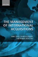 The Management of International Acquisitions (Hardback)