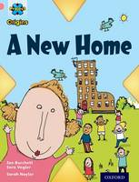 Project X Origins: Pink Book Band, Oxford Level 1+: My Home: A New Home - Project X Origins (Paperback)