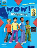 Project X Origins: Grey Book Band, Oxford Level 14: In the News: WOW! Magazine - Project X Origins (Paperback)
