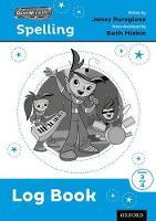 Read Write Inc. Spelling: Log Book 3-4 Pack of 5 - Read Write Inc. Spelling