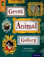 Oxford Reading Tree TreeTops inFact: Level 8: Great Animal Gallery - Oxford Reading Tree TreeTops inFact (Paperback)