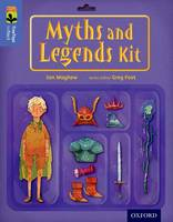 Oxford Reading Tree TreeTops inFact: Level 17: Myths and Legends Kit - Oxford Reading Tree TreeTops inFact (Paperback)