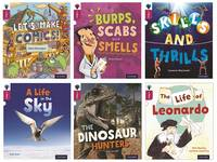 Oxford Reading Tree inFact: Level 10: Class Pack of 36 - Oxford Reading Tree inFact