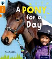 Oxford Reading Tree inFact: Level 6: A Pony for a Day - Oxford Reading Tree inFact (Paperback)