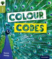 Oxford Reading Tree inFact: Level 7: Colour Codes - Oxford Reading Tree inFact (Paperback)