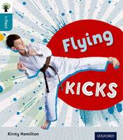 Oxford Reading Tree inFact: Level 9: Flying Kicks - Oxford Reading Tree inFact (Paperback)