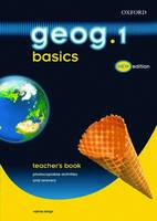 Geog.123: Geog.1 Basics: Teacher's Book (Spiral bound)