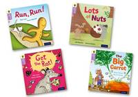 Oxford Reading Tree Traditional Tales: Level 1+: Pack of 4 - Oxford Reading Tree Traditional Tales