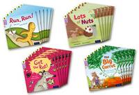 Oxford Reading Tree Traditional Tales: Level 1+: Class Pack of 24 - Oxford Reading Tree Traditional Tales
