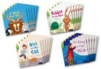 Oxford Reading Tree Traditional Tales: Level 2: Class Pack of 24 - Oxford Reading Tree Traditional Tales