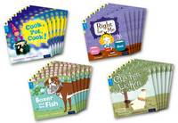 Oxford Reading Tree Traditional Tales: Level 3: Class Pack of 24 - Oxford Reading Tree Traditional Tales