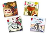 Oxford Reading Tree Traditional Tales: Level 4: Pack of 4 - Oxford Reading Tree Traditional Tales