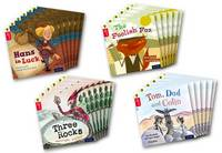 Oxford Reading Tree Traditional Tales: Level 4: Class Pack of 24 - Oxford Reading Tree Traditional Tales