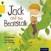 Oxford Reading Tree Traditional Tales: Level 5: Jack and the Beanstalk - Oxford Reading Tree Traditional Tales (Paperback)