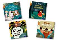 Oxford Reading Tree Traditional Tales: Level 8: Pack of 4 - Oxford Reading Tree Traditional Tales