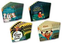 Oxford Reading Tree Traditional Tales: Level 8: Pack of 24 - Oxford Reading Tree Traditional Tales (Paperback)