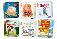 Oxford Reading Tree Story Sparks: Oxford Level 6: Class Pack of 36 - Oxford Reading Tree Story Sparks