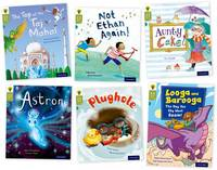 Oxford Reading Tree Story Sparks: Oxford Level 7: Mixed Pack of 6 - Oxford Reading Tree Story Sparks
