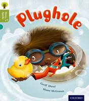Oxford Reading Tree Story Sparks: Oxford Level 7: Plughole - Oxford Reading Tree Story Sparks (Paperback)