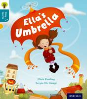 Oxford Reading Tree Story Sparks: Oxford Level 9: Ella's Umbrella - Oxford Reading Tree Story Sparks (Paperback)