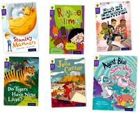 Oxford Reading Tree Story Sparks: Oxford Level 11: Mixed Pack of 6 - Oxford Reading Tree Story Sparks