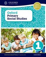 Oxford Primary Social Studies Student Book 1: Where I belong (Paperback)