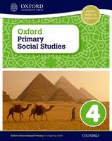 Oxford Primary Social Studies Student Book 4 (Paperback)