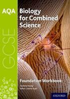 AQA GCSE Biology for Combined Science (Trilogy) Workbook: Foundation (Paperback)