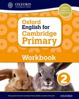 Oxford English for Cambridge Primary Workbook 2 (Paperback)