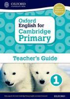 Oxford English for Cambridge Primary Teacher book 1