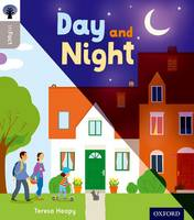 Oxford Reading Tree inFact: Oxford Level 1: Day and Night - Oxford Reading Tree inFact (Paperback)