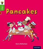 Oxford Reading Tree inFact: Oxford Level 2: Pancakes - Oxford Reading Tree inFact (Paperback)