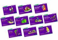 Read Write Inc. Phonics: Purple Set 2 Storybooks Mixed Pack of 10 - Read Write Inc. Phonics