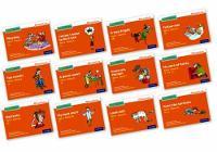 Read Write Inc. Phonics: Orange Set 4 Storybooks Mixed Pack of 12 - Read Write Inc. Phonics