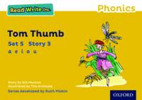 Read Write Inc. Phonics: Yellow Set 5 Storybook 3 Tom Thumb - Read Write Inc. Phonics (Paperback)