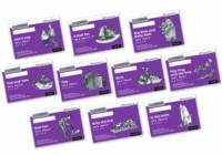 Read Write Inc. Phonics: Black and White Purple Set 2 Storybooks Mixed Pack of 10 - Read Write Inc. Phonics