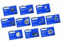 Read Write Inc. Phonics: Black and White Blue Set 6 Storybooks Mixed Pack of 10 - Read Write Inc. Phonics