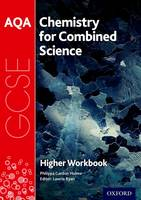 AQA GCSE Chemistry for Combined Science (Trilogy) Workbook: Higher (Paperback)