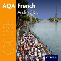 AQA GCSE French Audio CDs (CD-Audio)