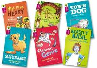 Oxford Reading Tree All Stars: Oxford Level 10: Pack 2 (Pack of 6) - Oxford Reading Tree All Stars