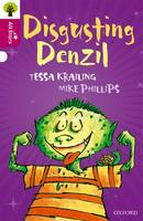 Oxford Reading Tree All Stars: Oxford Level 10 Disgusting Denzil: Level 10 - Oxford Reading Tree All Stars (Paperback)