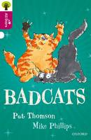 Oxford Reading Tree All Stars: Oxford Level 10 Badcats: Level 10 - Oxford Reading Tree All Stars (Paperback)