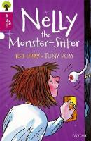 Oxford Reading Tree All Stars: Oxford Level 10 Nelly the Monster-Sitter: Level 10 - Oxford Reading Tree All Stars (Paperback)
