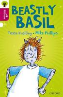 Oxford Reading Tree All Stars: Oxford Level 10 Beastly Basil: Level 10 - Oxford Reading Tree All Stars (Paperback)