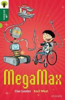 Oxford Reading Tree All Stars: Oxford Level 12: MegaMax - Oxford Reading Tree All Stars (Paperback)