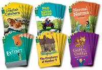 Oxford Reading Tree All Stars: Oxford Level 12 : Class Pack of 36 (4a) - Oxford Reading Tree All Stars