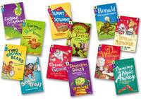 Oxford Reading Tree All Stars: Oxford Levels 9-11 All Stars Easy Buy Pack - Oxford Reading Tree All Stars (Paperback)