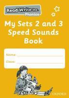 Read Write Inc. Phonics: My Sets 2 and 3 Speed Sounds Book Pack of 5 - Read Write Inc. Phonics
