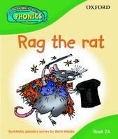 Read Write Inc. Phonics: Rag the Rat Book 2a (Hardback)